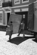Transporte de las piezas